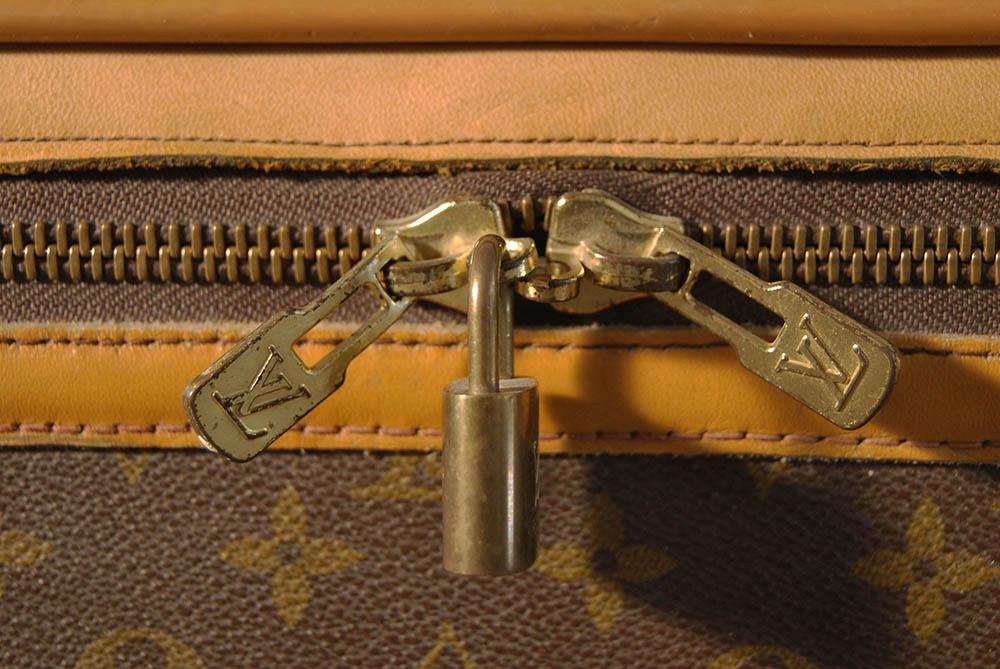maleta de viaje louis vuitton vintage